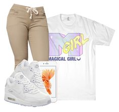 """""""MTV"""" by beautiful-image ❤ liked on Polyvore featuring NIKE"""