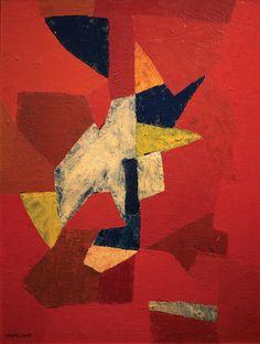 Serge Poliakoff, 1953