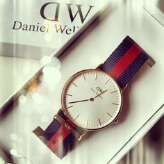 Love these Daniel Wellington watches!