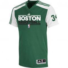 adidas Celtics Paul Pierce Shooting Shirt