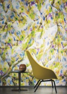 Panoramic Wallpaper Etincelle by Casamance. http://www.5qm.de/Tapeten/Panel-Etincelle-3472590145::2136.html #wallpaper #panel #casamance #etincelle