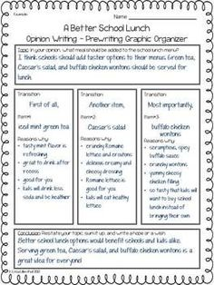 The 36 best writing images on pinterest opinion writing sample student samples of opinion writing saferbrowser yahoo image search results fandeluxe Choice Image