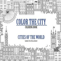 Color The City Stress Relief Relax And Create Adult C Amazon Dp 1541214447 Refcm Sw R Pi X Bkdyyb20EFV0T