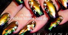 """nail art""""how to hand painted nail art""""nail art 2018""""nail art for beginners""""best nail art in the world""""nail art gallery""""nail designs"""