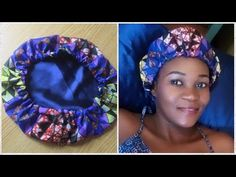 1d9e80d14 17 Best Bonnets images in 2019 | Beanies, Hair bonnet, Pillowcases