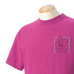 Havanese Obedience Garment Dyed Cotton Tshirt by WryToastDesigns, $19.99
