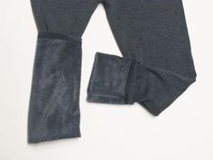 This one of a kind maternity fleece lined leggings will keep you warm and comfortable throughout this cold season whether you are in or outdoors.  It even fits during second and third trimesters and also after giving birth. It will make you feel like you are in your blanket all day, while looking cute!