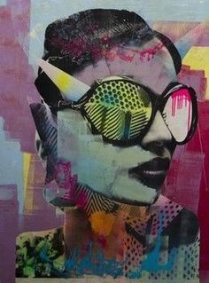 Untitled, 2014, by DAIN