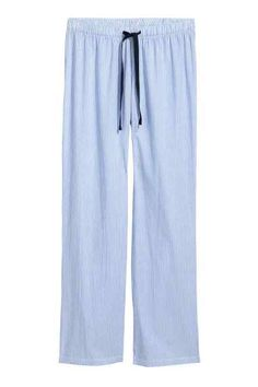 Пижамные брюки из хлопка