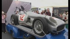 A 1954 Mercedes-Benz W196 sold for £19,601,500 at auction, making it the most expensive Merecedes-Benz ever sold.
