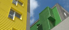 EUROPERFIL - La piel de los edificios