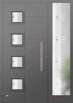 Graute Aluminium: Sicherheit Türen