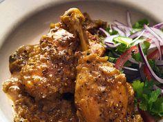 Fiery Black Pepper Chicken Recipe - this is a fantastic chicken recipe - favourite!