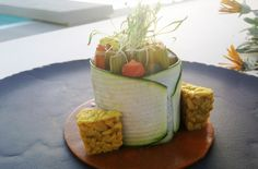 vegetables timbale recipe
