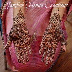 Jasmine Bridal Henna