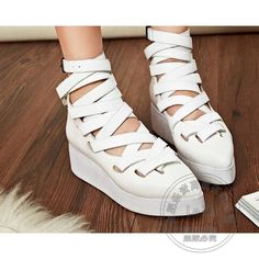 (66.46$)  Buy here - http://ainde.worlditems.win/all/product.php?id=32735149166 - Soft Leather Wedge Shoe Womens Shoes Pointy Zip Famous Shoe Brands Casual Female Simple Cowhide Modern Pantshoes Pigskin Safety