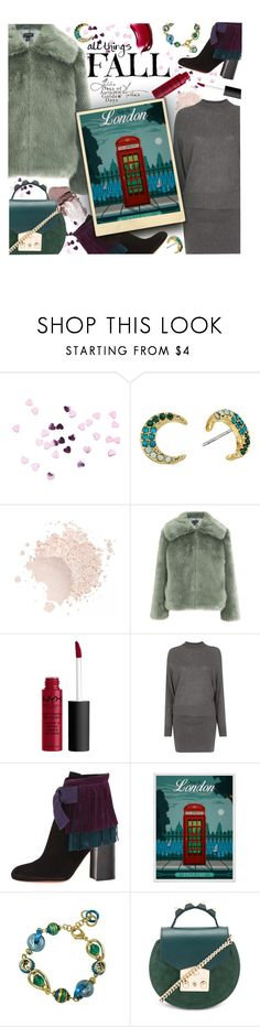 """AW17 – Autumn (Plus Size Chic)"" by foolsuk ❤ liked on Polyvore featuring Rebecca Minkoff, Urban Decay, Whistles, Etro and SALAR"