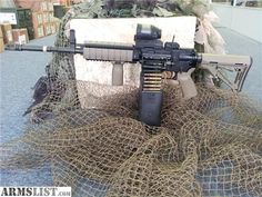 Valkyrie Armament Belt-fed AR-15 rifle conversion. Yes please!!