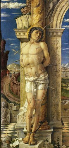 Andrea Mantegna San Sebastián