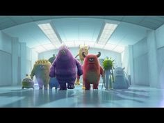 Monsters University: Three viral spot on the fantastic college Mike and Sulley!