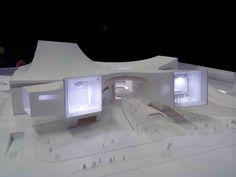 Busan Opera House Second Prize Winning Proposal  designcamp moonpark