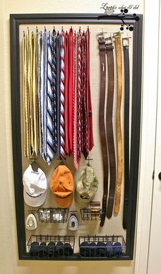 Clever Closet Storage and Organization Ideas You are in the right place about Home Diy Organizat Closet Bedroom, Closet Space, Bedroom Kids, Master Closet, Organiser Son Dressing, Clever Closet, No Closet Solutions, Storage Solutions, Renters Solutions