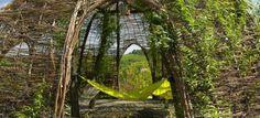 Mit Weiden bauen | Natur im Garten