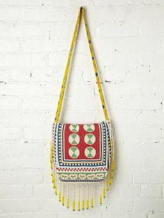 Beaded Masi Bag