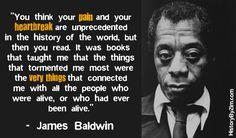 In Their Words - James Baldwin
