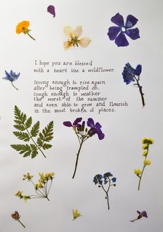 I Am Not My Illness — I hope you are blessed with a heart like a...