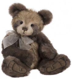 Dolls & Bears Bears Bright Charlie Bear Coconut Ice