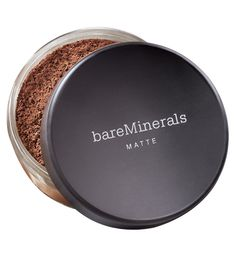 Bare Minerals Matte Loose powder foundation in medium beige  Has to be the matte not the original!