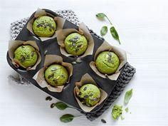 Pinaattimuffinsit Sprouts, Cooking Recipes, Pie, Snacks, Baking, Vegetables, Breakfast, Food, Parties