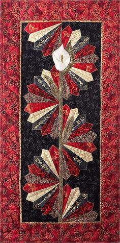 Serenity Quilt Pattern CQA-101e (electronic download)