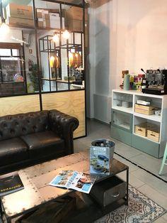 Gràcies a la Revista Espavila per la nota! 🤗😃 Couch, Furniture, Home Decor, Note, Gray, Homemade Home Decor, Sofa, Couches, Home Furnishings
