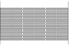 Patrones de Corte Láser para Curvar Madera - Casiopea