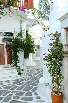 ~Mykonos, Greece~