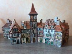 Village alsacien Gault