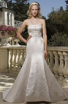 casablance wedding dress
