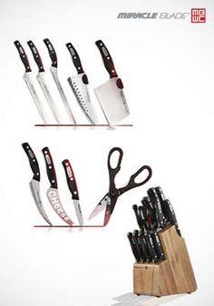World Class Knife Set