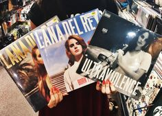 Lana Del Rey #LDR #vinyls
