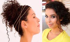 Penteados incríveis para todos os tipos de cabelos