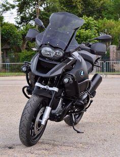Bmw GS 1200 matt black
