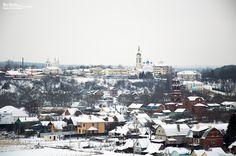 Боровск, Калужская область. Январь 2016 г.