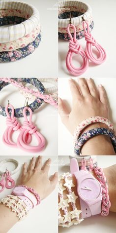 bracelets and earings by Pretty Box  ph. Ghirlanda di Popcorn