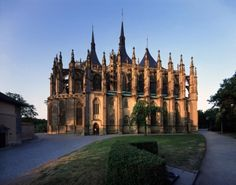 kutna Hora: this was an amazing gothic cathedral. Inside it had the most amazing medieval paintings.