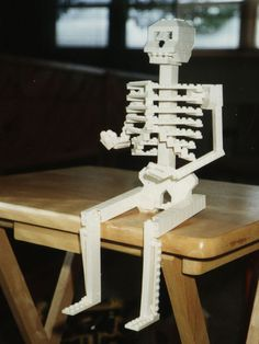 LEGO Skeleton 1995 | Flickr - Photo Sharing! Tom Morse