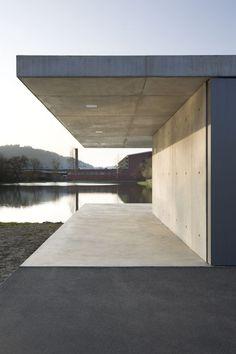 Pavilion Siegen | Ian Shaw Architekten | Photo: Felix Krumbholz | Archinect