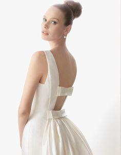 Winter Modesty | Aragon Bridal Gown - Rosa Clara