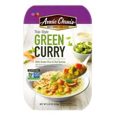 Annie Chun's Thai Style Green Curry 9 oz